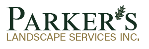 Parker's Landscape Services Logo